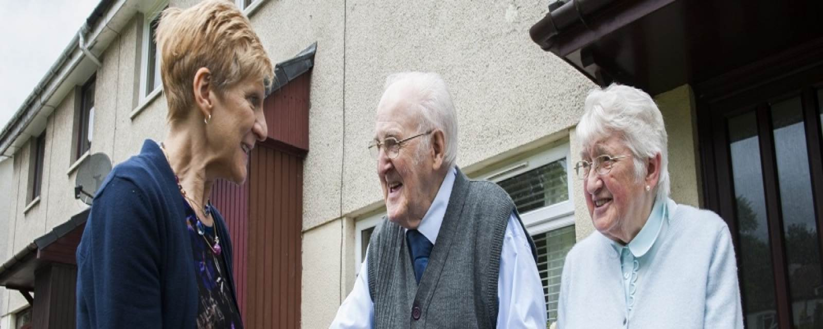 <p>We provide grants to projects helping older people stay independent and in their own homes.</p>
