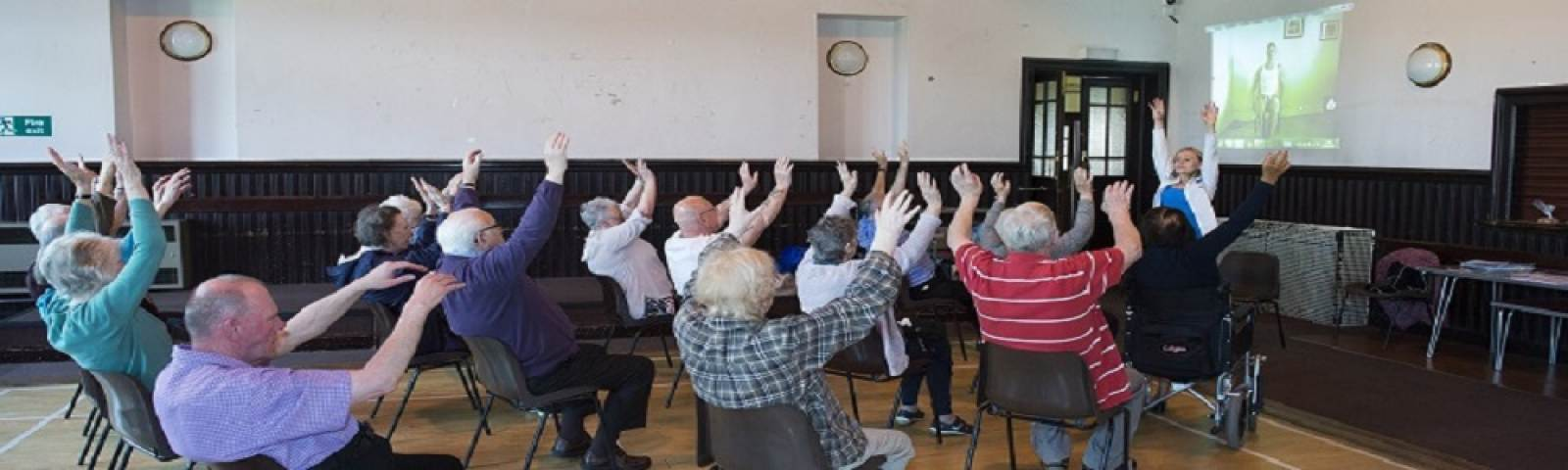 <p>We provide grants to projects helping older people stay independent and in their own homes for as long as they can.</p>